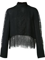 lace layer blouse  Jenni Kayne