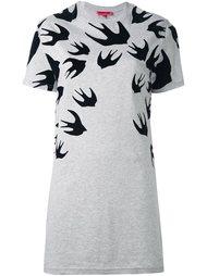 платье-футболка 'Swallow'  McQ Alexander McQueen