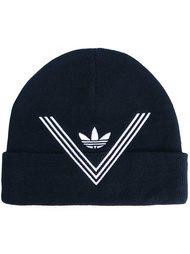 шапка с вышитым логотипом Adidas Originals