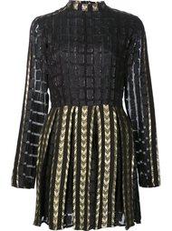 плиссированное платье Dodo Bar Or
