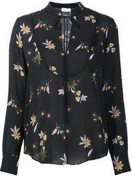 floral print blouse  A.L.C.