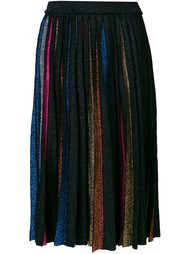 contrast pleated skirt Dodo Bar Or