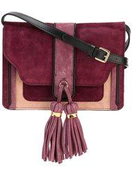 сумка через плечо с кисточками L'Autre Chose