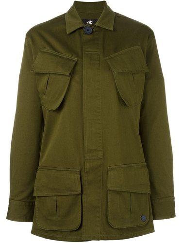 куртка в стиле милитари  Paul Smith London