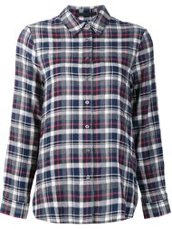 checked shirt Jenni Kayne