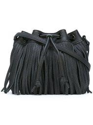 сумка-ведро с бахромой Rebecca Minkoff