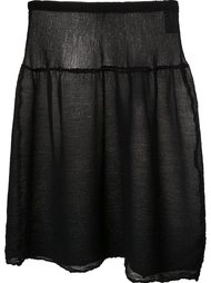 see through skirt  Issey Miyake Cauliflower