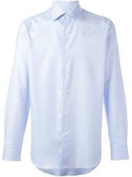 рубашка со срезанным воротником Canali