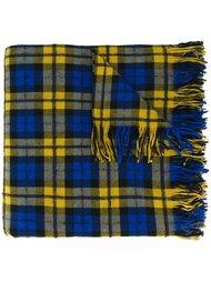 шарф в клетку с бахромой Faith Connexion