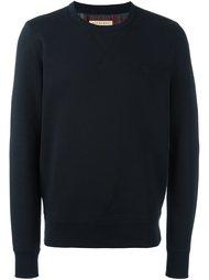 crew neck sweatshirt Burberry