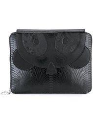'Sneak A Peek' laptop case Nicopanda