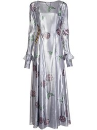 printed maxi dress Natasha Zinko