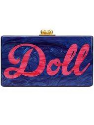 'doll' box clutch Edie Parker