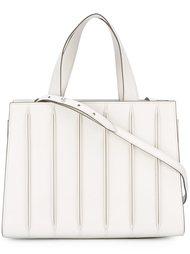 сумка-тоут 'Designed by Renzo Piano Building Workshop'  Max Mara
