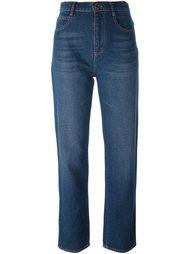 прямые джинсы Chloé