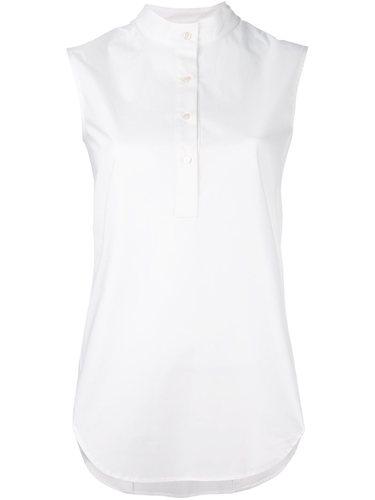 рубашка без рукавов с воротником-мандарин Io Ivana Omazic