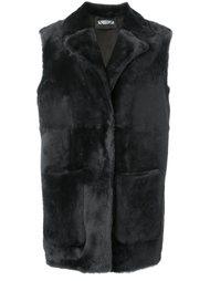 куртка из овчины без рукавов Desa 1972