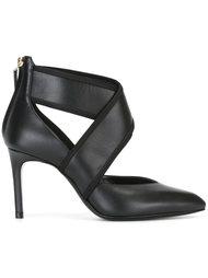 туфли с ремешками Lanvin