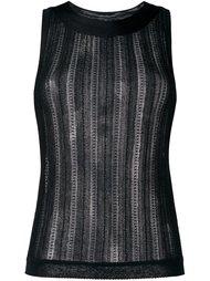 блузка без рукавов  Missoni