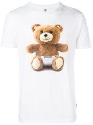 футболка 'underbear' Moschino Underwear