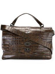 фактурная сумка Zanellato