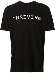 'Thriving' T-shirt  Baja East