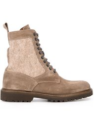 ботинки на шнуровке Eleventy