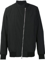 zipped bomber jacket Thamanyah