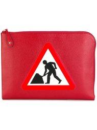 сумка для документов 'Men at Work' Anya Hindmarch