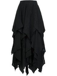 draped skirt  Loewe