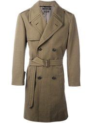 пальто с поясом  Marc Jacobs