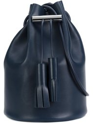 bucket shoulder bag  Building Block