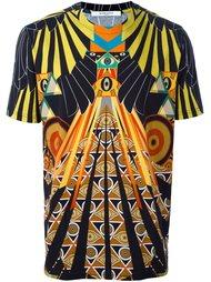 свободная футболка с ацтекским принтом Givenchy