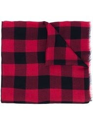 шарф 'Canadian Check' Dsquared2