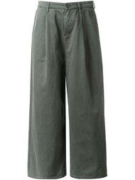 брюки-палаццо со складками Guild Prime