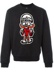 'puppet' sweatshirt Haculla