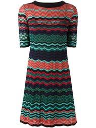 платье с узором  M Missoni