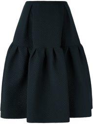 юбка с оборкой 'Leslie'  Erdem