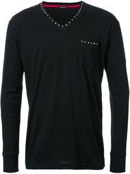 embellished detailing T-shirt Loveless