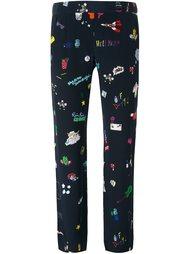 miscellaneous print pyjama set Mira Mikati