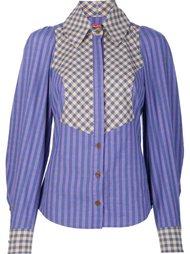 клетчатая рубашка Vivienne Westwood