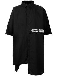 oversized shortsleeved shirt Barbara I Gongini