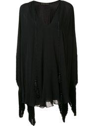 блузка с V-образным вырезом Plein Sud