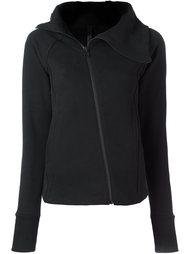 zipped sweatshirt Barbara I Gongini