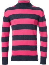 striped high neck jumper Guild Prime