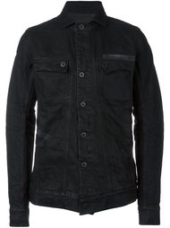 flap pockets buttoned jacket 11 By Boris Bidjan Saberi