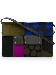 multi-print crossbody bag Jamin Puech