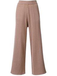 укороченные трикотажные брюки Loveless