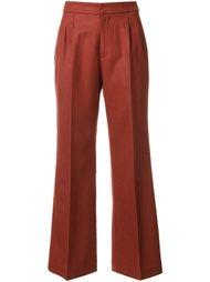 расклешенные брюки Loveless