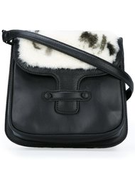 flap closure crossbody bag Jamin Puech